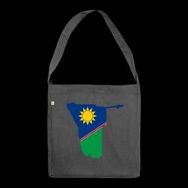 namibia collection - Schultertasche aus Recycling-Material