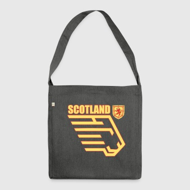 Scotland - Shoulder Bag made from recycled material