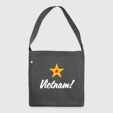 Communist Vietnam - Shoulder Bag made from recycled material