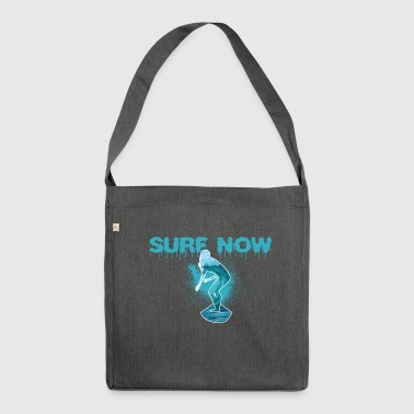surfer girl 4 01 - Shoulder Bag made from recycled material
