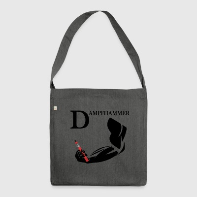 Dampfhammer - Shoulder Bag made from recycled material