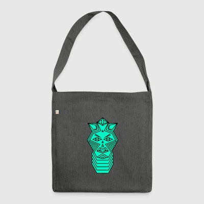 Queen - Shoulder Bag made from recycled material