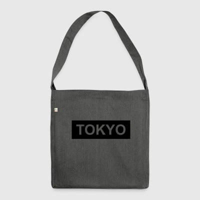 Tokyo - Shoulder Bag made from recycled material