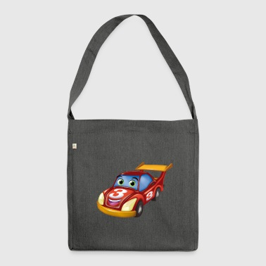 Arthur corsa Car Collection - Borsa in materiale riciclato
