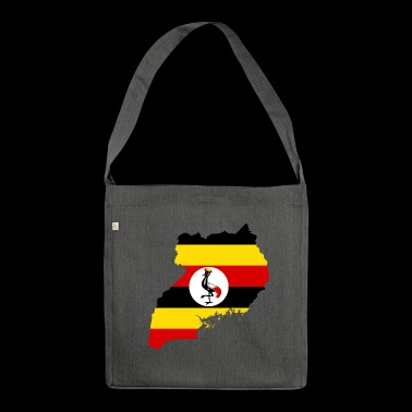 uganda collection - Shoulder Bag made from recycled material