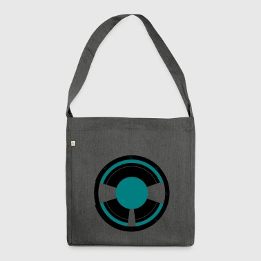 Music - Speakers - Party - Choose your colors! - Shoulder Bag made from recycled material