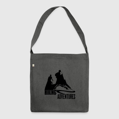 Trekking Adventures - Wanderlust - Borsa in materiale riciclato