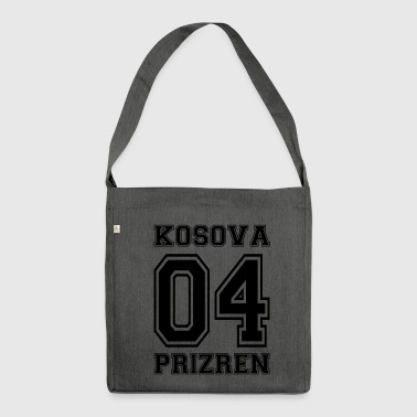 Kosova Prizren - Shoulder Bag made from recycled material