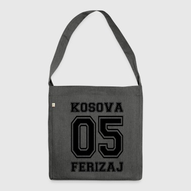 Kosova Ferizaj - Shoulder Bag made from recycled material