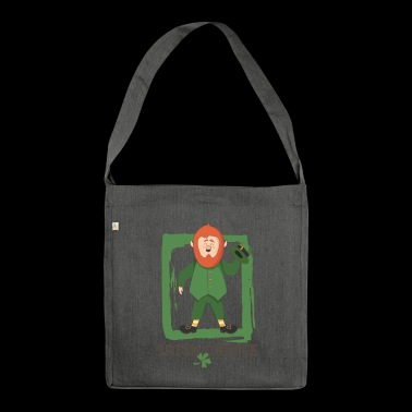 Kobold Leprechaun Irish Coffee - Sac bandoulière 100 % recyclé