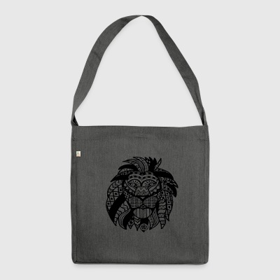 lion - Shoulder Bag made from recycled material