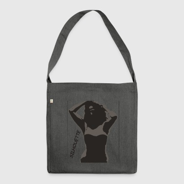 SILHOUETTE - Shoulder Bag made from recycled material