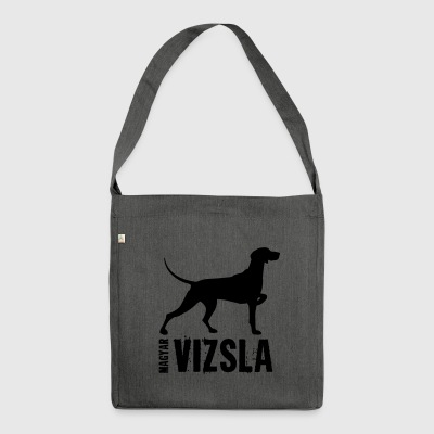 Magyar Vizsla solo Variant 2 - Shoulder Bag made from recycled material