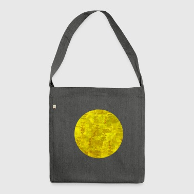 yellow - Shoulder Bag made from recycled material