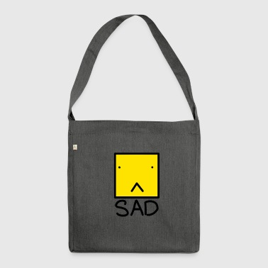 Triste - Borsa in materiale riciclato