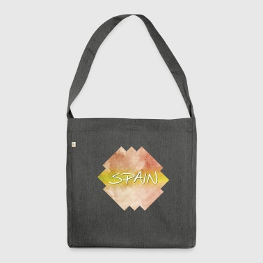 Spain - Spain - Shoulder Bag made from recycled material