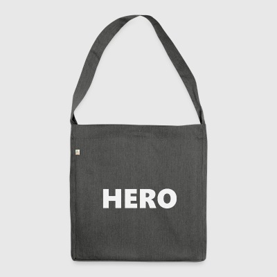 Hero (2201) - Shoulder Bag made from recycled material