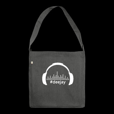 DeeJay - Borsa in materiale riciclato