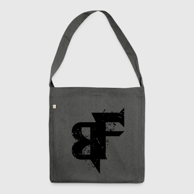 Bad Fuel icon - Shoulder Bag made from recycled material