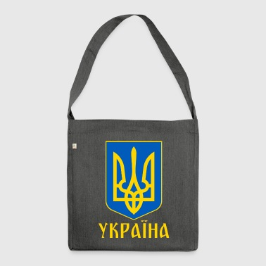 UKRAINE - Shoulder Bag made from recycled material