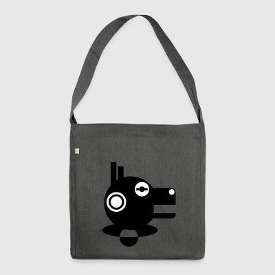 Aliencow - Shoulder Bag made from recycled material
