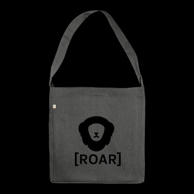ROAR - LION - Shoulder Bag made from recycled material