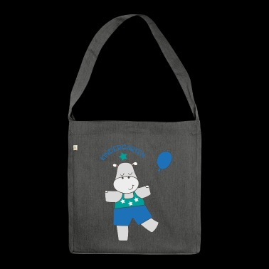 kindergarten - Shoulder Bag made from recycled material