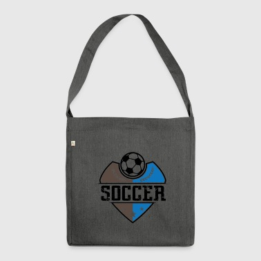 Soccer - Soccer - Shoulder Bag made from recycled material