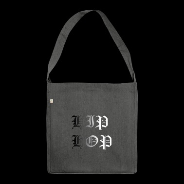 hip hop - Borsa in materiale riciclato