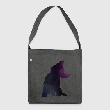 Bulldog francese - Borsa in materiale riciclato