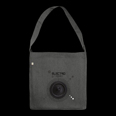 Electro Sound - Shoulder Bag made from recycled material