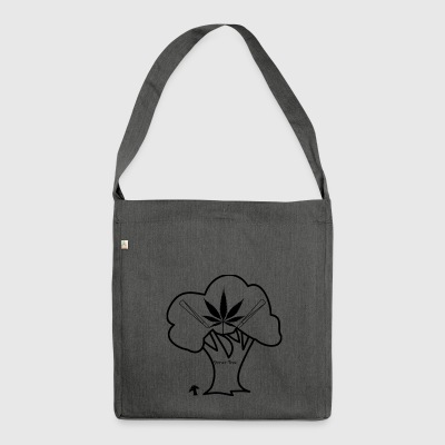 Stoner Tree - Borsa in materiale riciclato