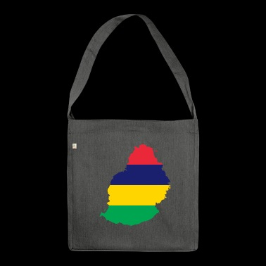 mauritius collection - Shoulder Bag made from recycled material