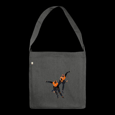 Skaters - Shoulder Bag made from recycled material