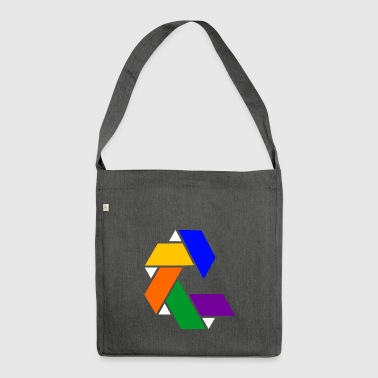 chure - Shoulder Bag made from recycled material