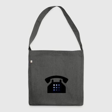 telefono - Borsa in materiale riciclato