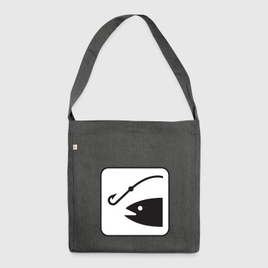 Pesca (Icon) - Borsa in materiale riciclato
