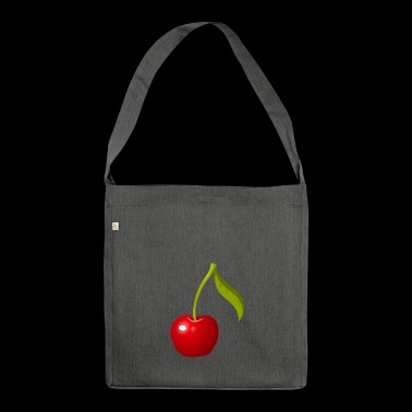 Cherry - cherry - Shoulder Bag made from recycled material