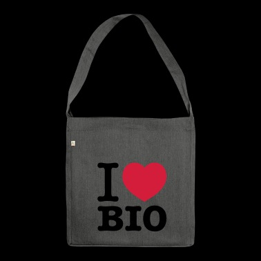 Amo Bio - Borsa in materiale riciclato