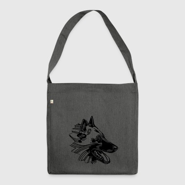 Belgian Tervuren - Shoulder Bag made from recycled material