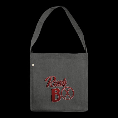 b rush minimum - Sac bandoulière 100 % recyclé