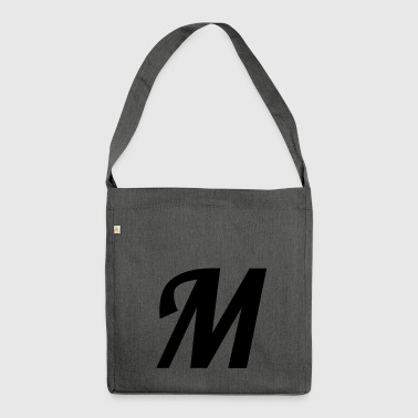 M - Shoulder Bag made from recycled material