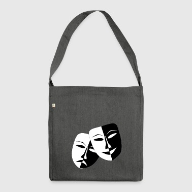 Drama - Schultertasche aus Recycling-Material