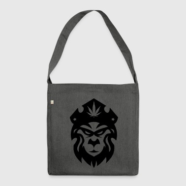 420 Lion Patrol - Shoulder Bag made from recycled material