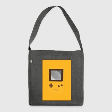 Game Boy Nostalgia - Laurids B Design - Borsa in materiale riciclato