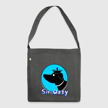 Sir Ozzy Kleidung - Schultertasche aus Recycling-Material