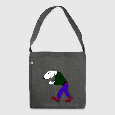skinhead - Shoulder Bag made from recycled material