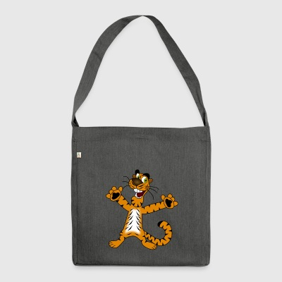 tigre - Borsa in materiale riciclato