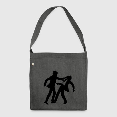 gangster - Shoulder Bag made from recycled material