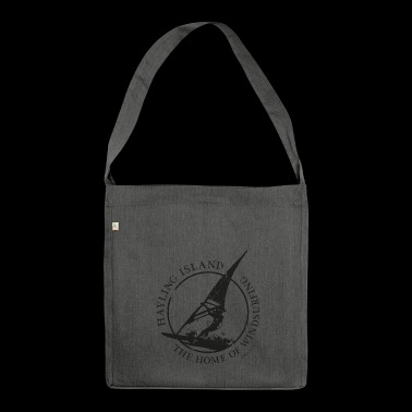 windsurfer - Shoulder Bag made from recycled material